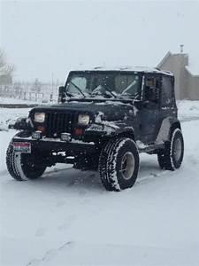 1993 Jeep Wrangler - Inline 6 - Manual Transmission