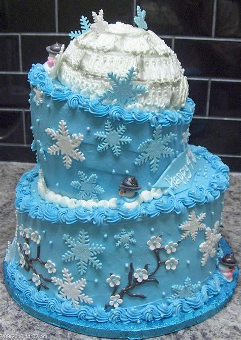 cakes ideas wedding cakes winter cake ideas winter