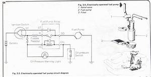 1975 Electric Fuel Pump Wiring Diagram