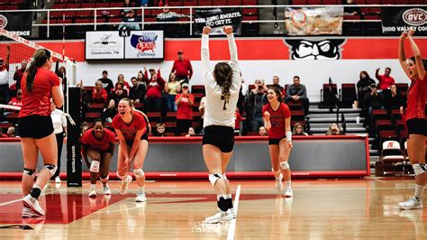 Cecily Gable Leads Austin Peay Govs Second Straight Ovc