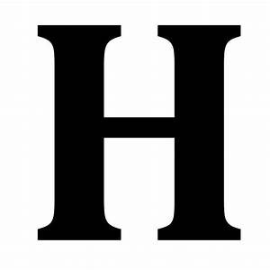 Home Decorators Collection 12 5 in Metal Letter H Wall