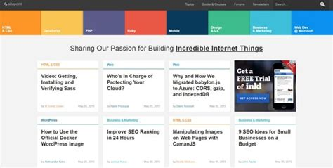 best web design 11 best web design blogs to read and follow in 2015