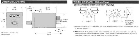 P B Wiring Diagram by Potter Brumfield Electronic Product Potter Brumfield