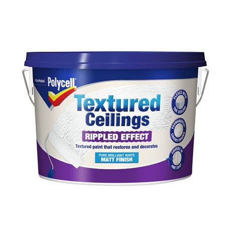 Polycell Textured Ceilings Coarse Effect