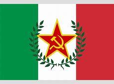 Flag of Communist Italy by DinoSpain on DeviantArt