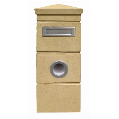 brick mailbox why you need letterboxes jcv