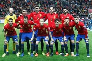 Equipe Foot Espagne Liste : l 39 espagne exclue du mondial 2018 ~ Medecine-chirurgie-esthetiques.com Avis de Voitures