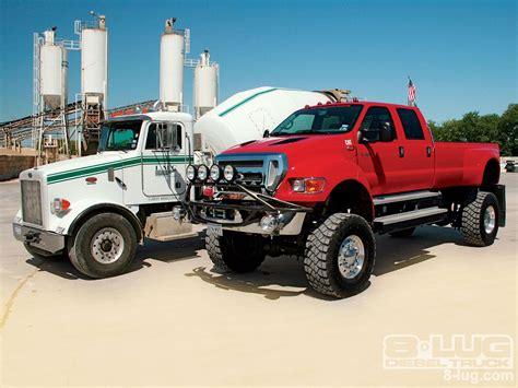 Ford F 650 Truck by 2006 Ford F 650 Custom Ford Truck 8 Lug Magazine