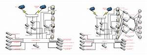 Network Layout  A  Schematic Diagram Of Abu