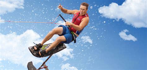 Thunder Lake Stunt Show   Sea World