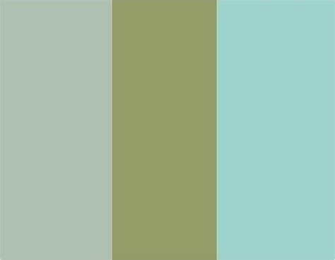 salbeigruen mintgruen und olivgruen als wandfarbe sage