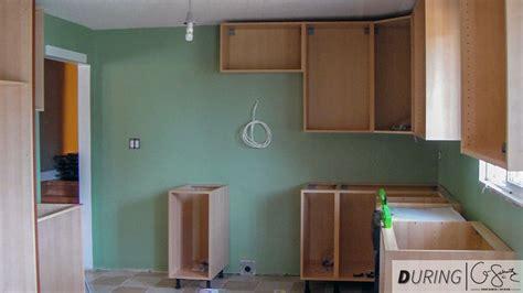installing ikea base cabinets madness method