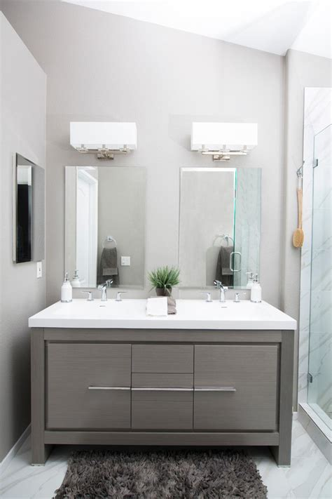 Modern Bathroom Makeup Vanity by Bathroom Makeup Vanity Contemporary With Mirror