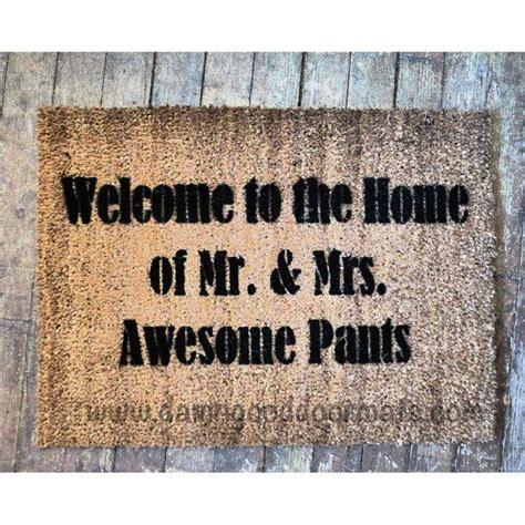 awesome doormats 1000 ideas about doormats on doormats