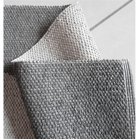 tapis de cuisine et gris tapis pour cuisine tapis gris effet sisal city cuisine