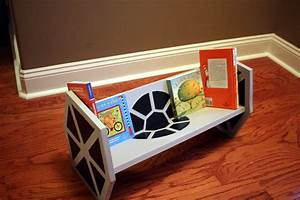 Star Wars Diy : ana white diy star wars tie fighter bookshelf diy projects ~ Orissabook.com Haus und Dekorationen