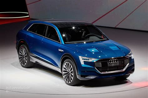 2020 Audi Sport Quattro by Audi Sport Electric Vehicle Coming In 2020 Autoevolution