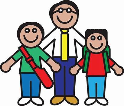 Sons Father Son Clipart Clip Parable Child