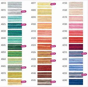Mill Hill Beads Color Chart Dmc Variations Colors Variations Color Chart