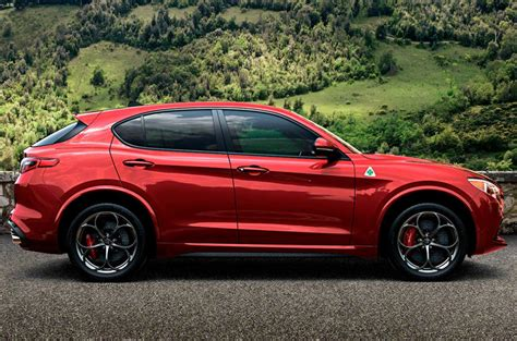 alfa romeo stelvio topic officiel page  stelvio