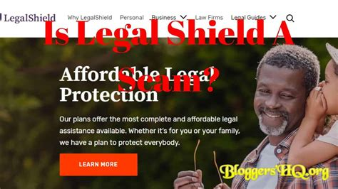 This keeps the app updated and will help protect others from such scam calls and messages. Is Legal Shield A Scam? Guilty Or Innocent? Review | BloggersHQ.Org