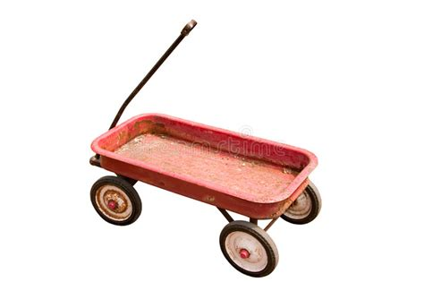 Old Red Wagon Stock Photo. Image Of Aged, Carry, Handle Antiques And Fine Arts Weekly Antique Translation In Tamil Car Values Metal Toy Fire Trucks Chelsea Flea Market Nyc Frames Headboards Queen Solitaire Diamond Rings Uk