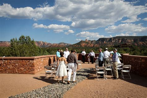 Red Rock State Park Wedding Sedona Arizona