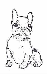Free coloring pages of french bulldog