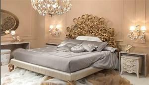 1001 idees magnifiques pour votre chambre baroque With déco chambre bébé pas cher avec mix fleur de bach