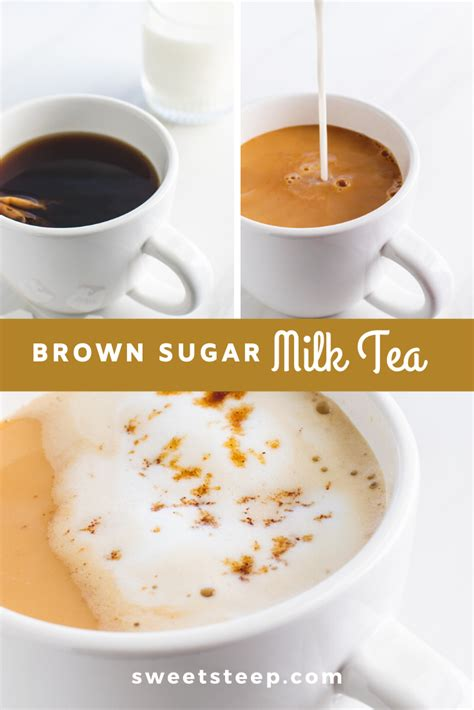 Dalgona coffee was popularized by a korean actor who had it in macau during a reality show. Brown Sugar Milk Tea (Served Hot) | Recipe in 2020 | Milk tea recipes
