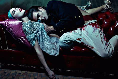 handmade  chelsea theory violent fashion steven klein