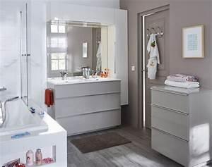 agencer une salle de bains castorama With agencer une salle de bain
