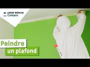 Bien Peindre Un Plafond : peindre un plafond bien peindre un plafond et choisir sa peinture ~ Melissatoandfro.com Idées de Décoration
