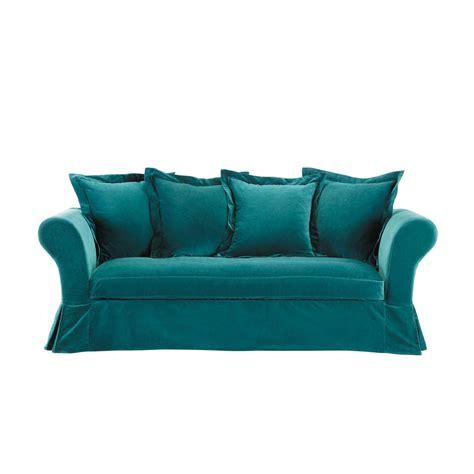 canapé bleu turquoise fashion designs