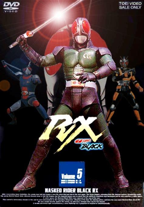 kamen rider black rx vol 05 s s dvd s