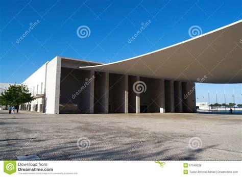 lisbon modern architecture stock photo image 57548528