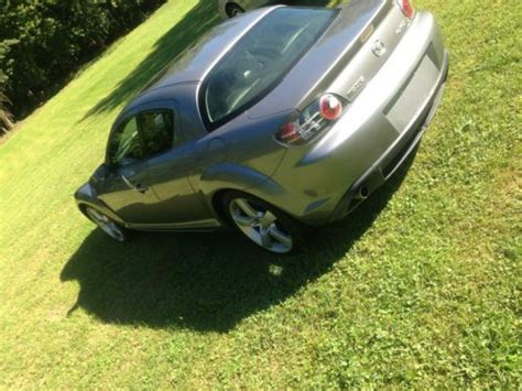 sell used 2004 mazda rx8 1 3l rotary engine clean