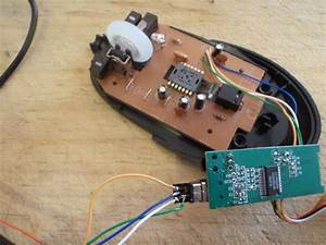 Mouse With Usb Port  Optional Internal Drive