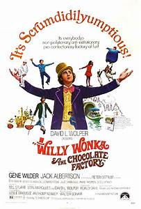 Roald Dahl images Willy Wonka Poster wallpaper and ...
