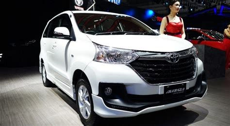 Review Toyota Avanza 2019 by The Toyota Avanza 2019 Review Cars Studios