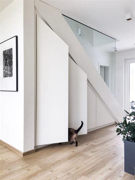 Einbauschrank Unter Der Treppe by Unser Einbauschrank Unter Der Treppe Schafft Optima