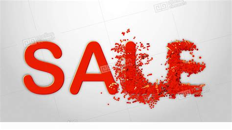 For Sale by Sale Text Sale Banner Template Design Shine Backdrop For