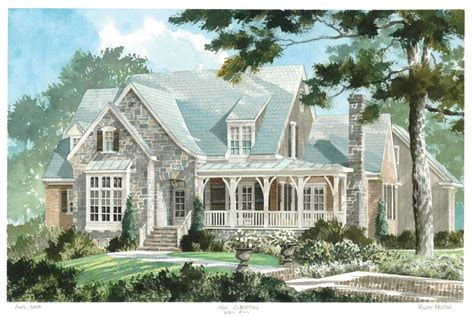 Southern Living House Plans 2014 - Cottage house plans
