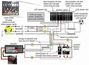 E2 Camper Electrical Wiring