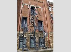 Fire Escapes, Vintage Vintage Pinterest