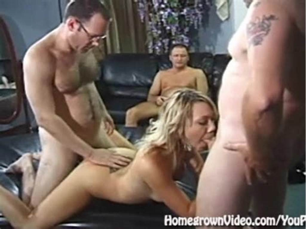 #Blonde #Services #Room #Full #Of #Guys