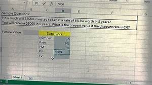 present value and future value calculator template in With future value excel template