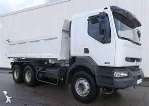 Camion Benne Renault : camion renault bi benne lohr kerax 6x4 6x4 euro 3 occasion n 949154 ~ Medecine-chirurgie-esthetiques.com Avis de Voitures