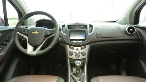 chevrolet trax  interior youtube