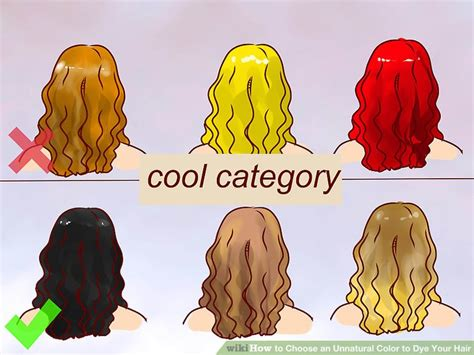 color your hair 6 ways to choose an color to dye your hair wikihow